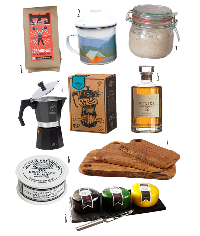 Gift Guide for the Hungry Hipster - | Food & Drink Guides