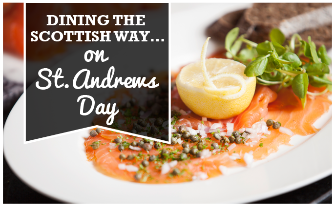 St. Andrew's Day Header image