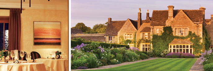 Whatley Manor - Are you Michelin?