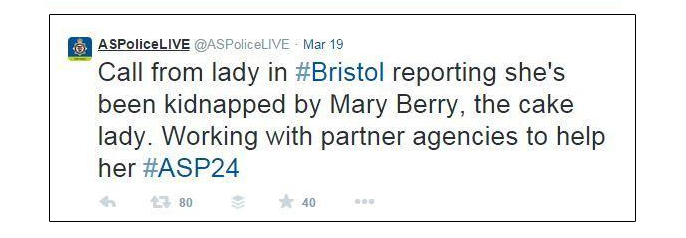 mary berry kidnapper