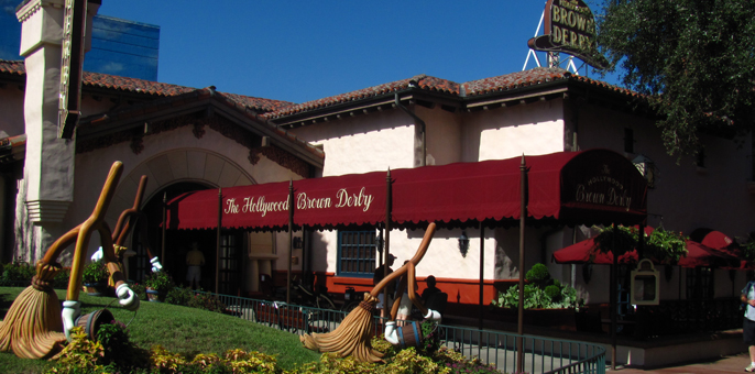 M-The Hollywood Brown Derby