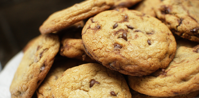 Who invented choc chip cookies?