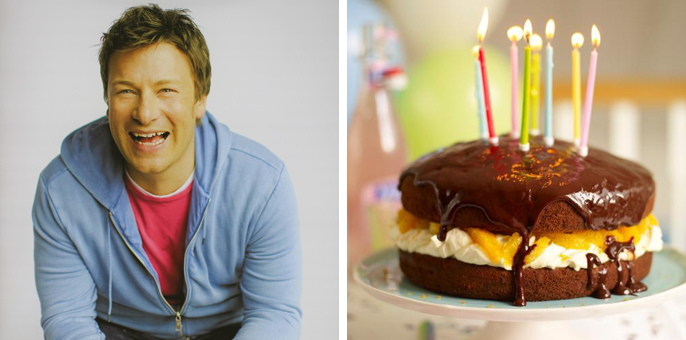 Happy Birthday Jamie Oliver