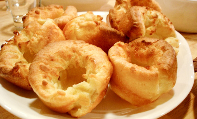 5 Yorkshire Puds