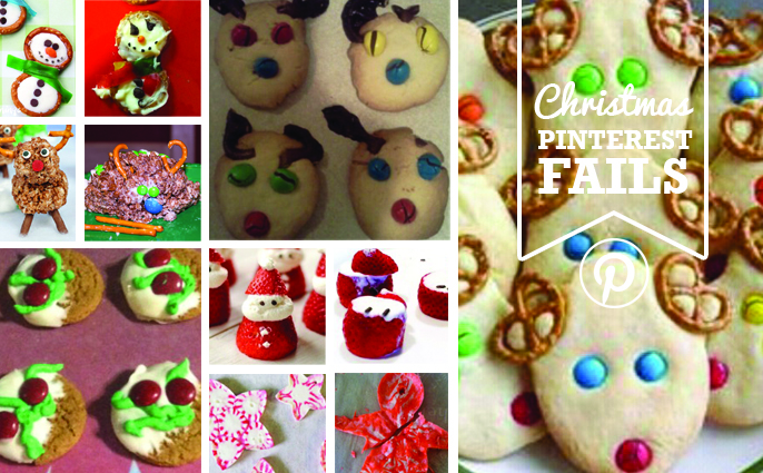 Christmas PInterest fails- FI
