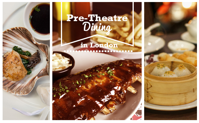 Theatre meal deals uk