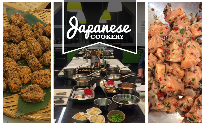 japanese cookery