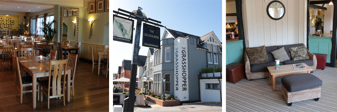 The Grasshopper, Poole