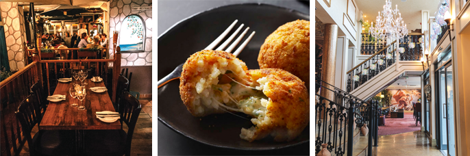 National Rice Week: Arancini