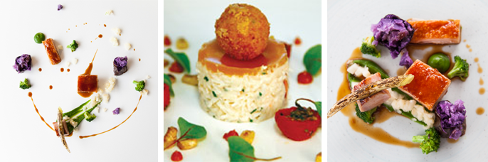 Orwells Berkshire restaurant has recently gained a number of accolades for its creative approach to food.