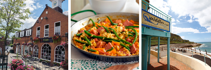 National Rice Week Paella