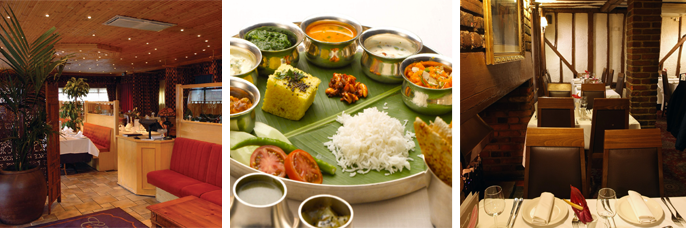National Rice Week Thali