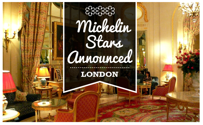 London's Michelin-starred restaurants