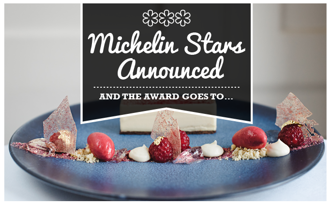 Michelin Stars Announced