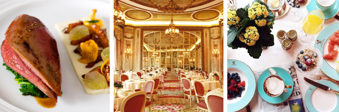 London's Michelin-starred restaurants, Ritz Restaurant