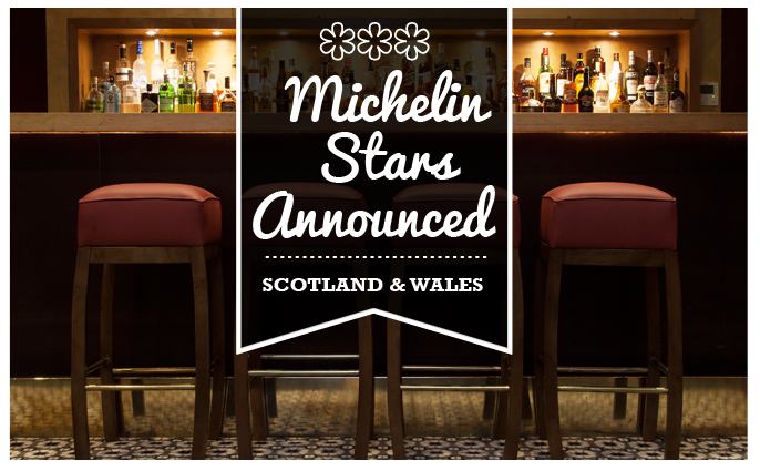 Michelin-starred restaurants in Scotland and Wales header
