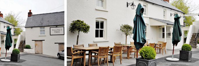 Michelin-starred restaurants in Scotland and Wales, Walnut Tree
