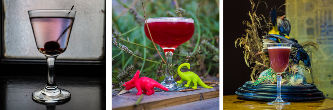 Cocktails crafted for Bristol Cocktail Week 2016