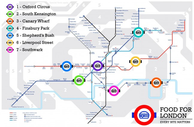 late night dining tube map