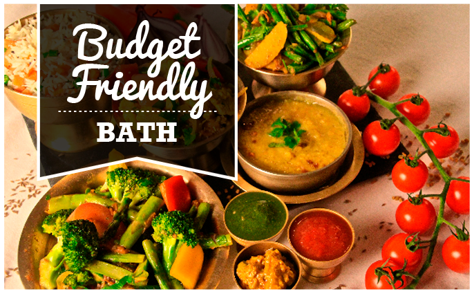 Budget Friendly Bath #34C8B