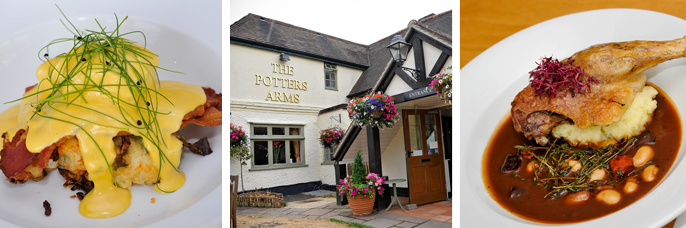 Potters Arms