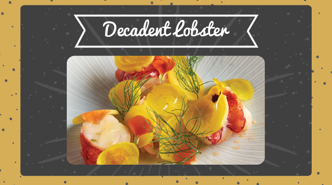 Decadent Lobster