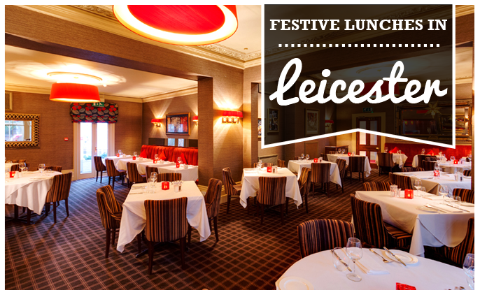 Festive lunches in Leicester
