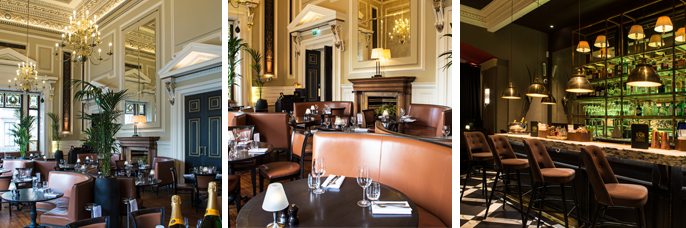 great places to dine in Glasgow: Grand Brasserie at Hutchesons