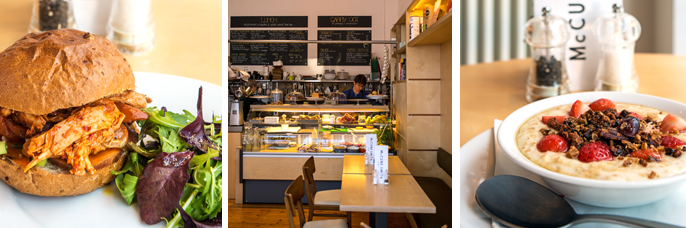 great places to dine in Glasgow: McCune Smith