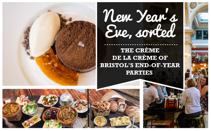 New Year's Eve in Bristol