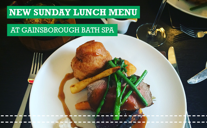 Sunday lunch at Gainsborough