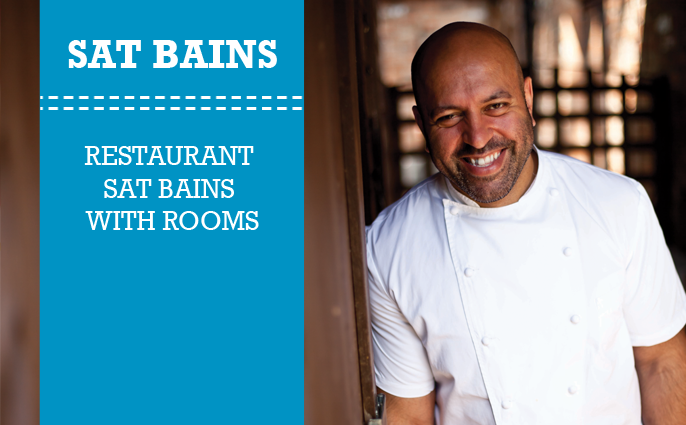 Restaurant Sat Bains with Rooms