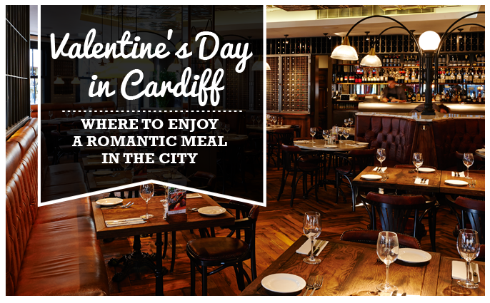 Valentines Day in Cardiff